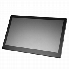 15.6 inch capacitive touch monitor with HDM VGA USB interface