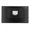 15.6 inch capacitive touch monitor with HDM VGA USB interface 4