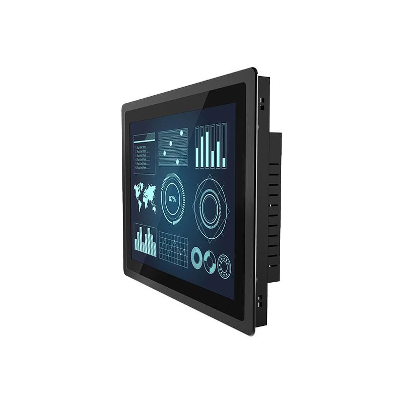 industrial computer 10.4 15 17 19 inch windows  touch screen all in one panel pc 1
