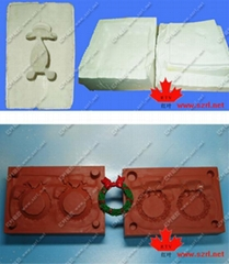 manual mold silicone rubber