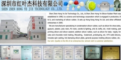 Artificial culture stone mold silicone rubber  factory