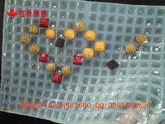 仿寶石透明模具硅膠