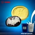 不变形的模具硅胶/硅橡胶/矽胶