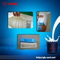 Car Tire molding Siliocn rubber