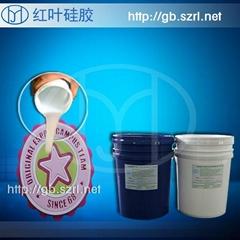 Crystal Rhinestone transparent molding silicone rubber