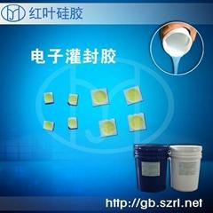 電器模塊灌封,LED顯示屏用密封膠,電子灌封膠