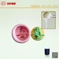 食品级糖艺 加成型胶 食品级模具胶批发