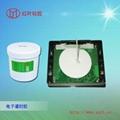 双组份加成型透明硅胶室温固化透