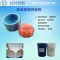 环保无毒达到食品级的硅胶