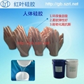 医用环保硅胶,护理保健液体胶,人体胶