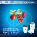 罗地亚RTV22514价格与红叶移印硅胶价格比较