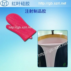 General purpose type for injection moulding silicone rubber