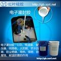 transparent Electronic encapsulation