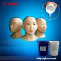 供应仿真皮肤,特效面具,影视化