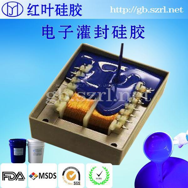 模块电源和线路板灌封保护密封硅胶 1