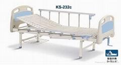 simple hosital bed