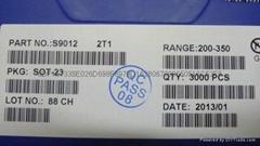 贴片三极管S9012LT1