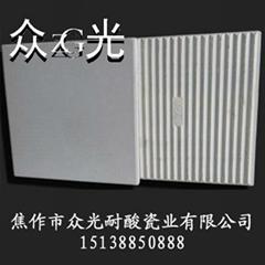 供應耐酸磚,  四川市場--焦作眾光瓷業
