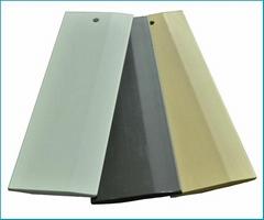 PVC Horizontal Blinds Beveled Slats