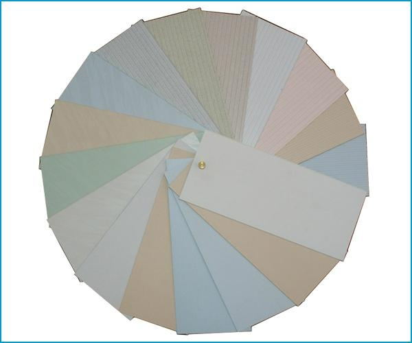 "3.5"" PVC Vertical Blinds Slats 2"