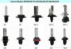 Xenon HID bulb