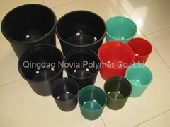 Plastic Flower Containers
