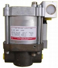 气动增压泵维修