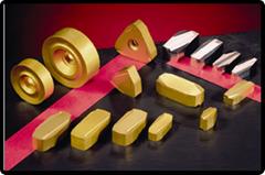 德國SAAR進口硬質合金銀亮材棒材剝皮機無心車床合金刀片