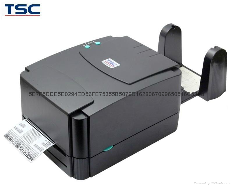 TSC TTP-244PLUS条码打印机 1