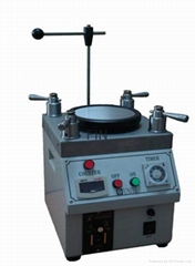 fiber polishing machine