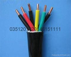 山西太原屏蔽控制电线电缆RVVP KVVP KVVP22