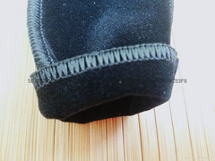 现货批发韩国进口双面绒布袋子绒布笔袋子