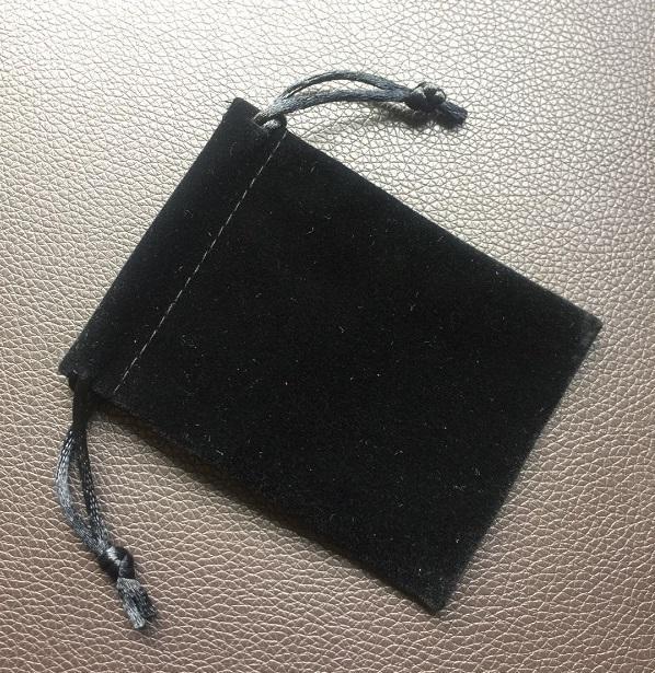 绒布口红袋 美妆袋 束口袋 2