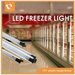 LED Refrigerator Light, Walk in Cooler LED Lighting Tubes, IP65