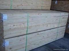 優質東歐乾燥樟子松板材林場直供