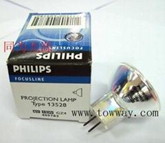 飞利浦 13528 6V 15W MR11 显微镜灯杯 GZ
