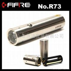 廣州全不鏽鋼強光手電筒