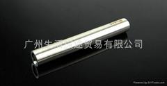 特色創新工藝禮品不鏽鋼迷你袖珍小手電筒  A18