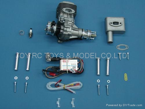 DLE Engines DLE-30CC Gas Engine 1