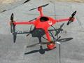 Industry 4 rotors, super light multirotors 1280mm 5