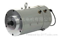 电动汽车电机 2