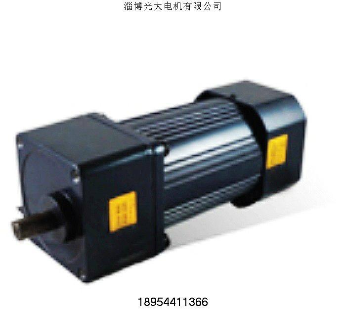 淄博電機永磁直流電動機 3