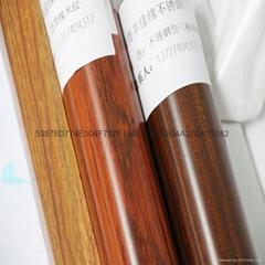 不鏽鋼木紋管廠豐佳緣