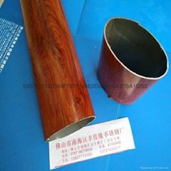 不鏽鋼異形管廠家,拉絲面橢圓管價格,豐佳緣製造