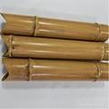 仿枯竹,仿真竹,金属竹杆,铝竹子,铝竹节管,铝吊顶,仿竹墙 2