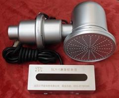 防霧防遮擋感應淋浴器節水自動噴頭