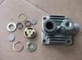komatsu  wheel excavator partsPW100-3 air compressor ass'y 6206-91-1100  7