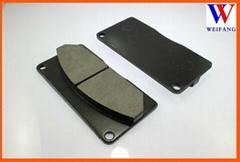 Komatsu wheelexcavator Pw100-3brake pad 20G-32-21610