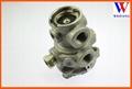 komatsu wheel excavator brake valve