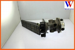 日立轮式挖机刹车总泵及踏板